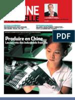 Usine Nouvelle - Produire en Chine - 17-03-2011