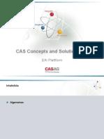 CASAG EAI-Struktur