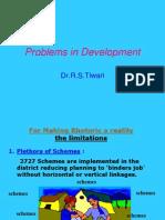 Dev Problems