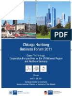Chicago Hamburg Business Forum 2011