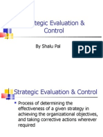 31362714 Strategic Operational Evaluation Control