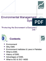 ISO 14001 Quality Productivity Society Pakistan