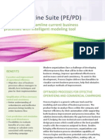 PE PD Product Factsheet