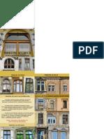 Ferestre istorice - indrumar pentru proprietari