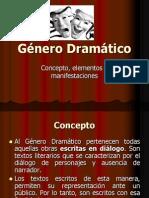 gnerodramtico78-101028132031-phpapp01