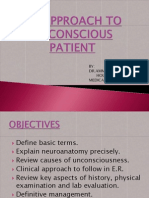 Approach to Unconsious Pt