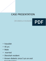 Case Presentation Hypokalemic Man