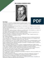 Hegel (an introduction in Greek)