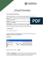 Advanced Excel Formulas