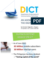 DICT - An agency for the digital age