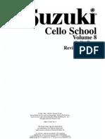 VIOLONCELO_-_MÉTODO_-_Suzuki_Cello_School_-_Volume_08