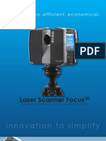 TechSheet_Laser Scanner Focus3D
