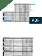 Curriculum schema BE-VT - 2011-2012