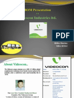 videocon industries ltd