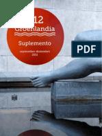 SUPLEMENTO GROENLANDIA DOCE