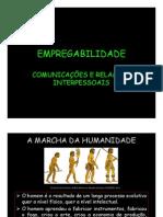 A - EMPREGABILIDADE E RELAÇÕES INTERPESSOAIS PPT