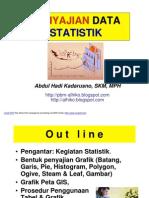 MATRIKULASI Stat Kes II- PRODI D4 2011 -Penyajian Data Statistik