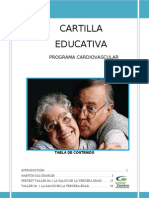 CARTILLA DE ADULTO