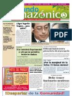 Periodico Mundo Amazonico Edicion No. 48 Oct - Nov 2009