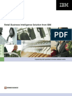 Retail Business Intelligence Solution From Ibm