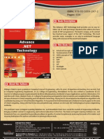 Advance .NET Technology, Second Edition