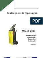 Manual de Instruções - MIDAS 288x V1 5_PT