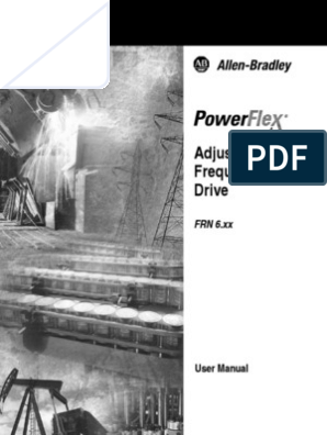 PowerFlex 4 (User Manual) | Electrical Wiring | Cable