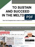 Survive Tech Meltdown