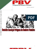 Newsletter Associação Portuguesa dos Bombeiros Voluntários Edição Setembro 2011
