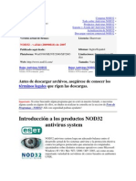 Antivirus NOD32