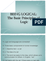 Being Logical 2