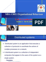Distributed Systems Final