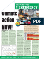 Socialist Alliance Climate Change Charter