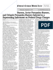 September 14, 2011 - The Federal Crimes Watch Daily