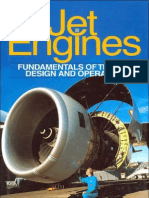 Jet Engines Fundamentals of Theory Design and Operations