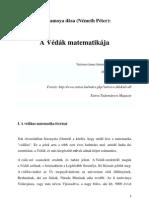 Védikus Matematika - Szthápatja Véda