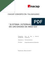 Sistema Internacional de Unidades de Medida (18-03-2011)[1]