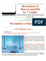 The Revelation of Heaven