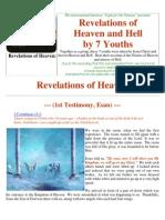 The Revelation of Heaven