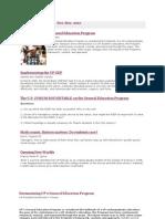 The UP Forum Nov-Dec 2010 Issue
