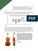 Cello Report