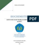 Paper Soap Mi Cell