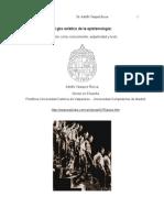 7giro Estetico de La Epistemologia