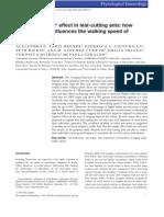 Farji-Brener Et Al. 2010 Physiol Entomol Online