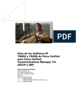 Cisco IP Phone 7945 & 7965
