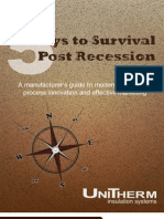 5 Keys to Survival After the Recession