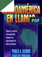 La Ti No America en Llamas