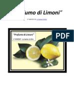Profumo di limoni