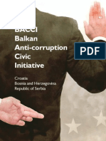Regional Report- Croatia, Bosnia and Herzegovina and Serbia