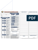 Form-Fillable Essentials Character Sheet (Edit by Ferdil) - USATE QUESTO